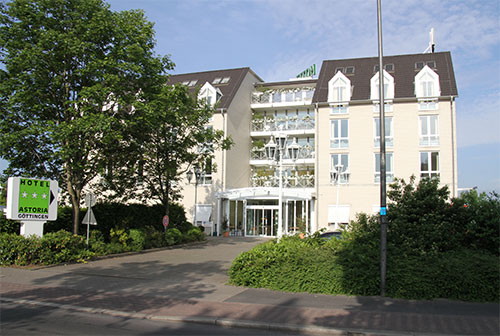 6th european conference on prokaryotic and fungal genomics for Hotels in goettingen
